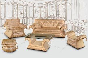 Набор мягкой мебели Наполеон В - Мебельная фабрика «DONKO»