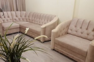 Набор мягкой мебели Ницца 1 - Мебельная фабрика «Сапсан 73»