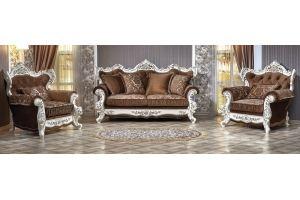 Набор мягкой мебели Оскар 2 - Мебельная фабрика «Арида»