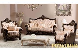 Набор мягкой мебели Розалина - Мебельная фабрика «Северо-Кавказская фабрика мебели»