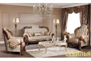 Набор мягкой мебели Севилья - Мебельная фабрика «Северо-Кавказская фабрика мебели»