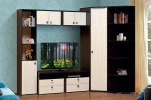 Набор подростковой мебели Тандем (вариант компановки №1) - Мебельная фабрика «Виктория»
