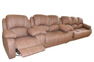 набор РИО с креслом реклайнер-глайдер - Мебельная фабрика «Melitta Mebel»