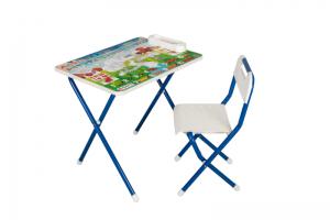 Набор стол со стулом у3-1 Пластилин - Мебельная фабрика «ДЭМИ»