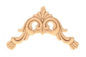 НАКЛАДНОЙ ДЕКОР Артикул: 5-149 - Оптовый поставщик комплектующих «Мебельная мастерская Строгановых»