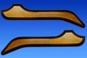 Накладные декоры для мебели 10 - Оптовый поставщик комплектующих «Крона-АС»