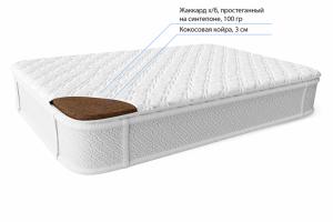 Наматрасник Кокос 3 - Мебельная фабрика «Фабрика Сна»