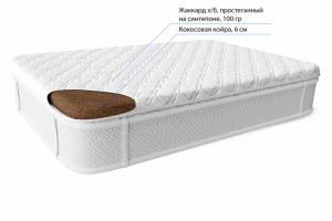 Наматрасник Кокос 6 - Мебельная фабрика «Фабрика Сна»