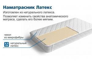 Наматрасник Латекс - Мебельная фабрика «Персона»