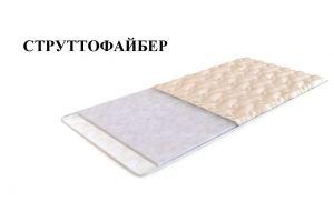 Наматрасник Струттофайбер - Мебельная фабрика «Корпорация сна»