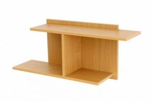 Навесная полка Альфа - Мебельная фабрика «Балтика мебель»