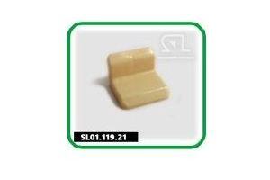 Навесы 1.2 мм, A.AGAC Арт: SL01.119.21 - Оптовый поставщик комплектующих «СЛ Дон»