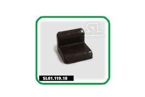 Навесы 1.2 мм, Kahve SL01.119.18 - Оптовый поставщик комплектующих «СЛ Дон»