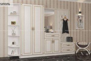 Прихожая классическая Неаполь - Мебельная фабрика «Мебель Поволжья»