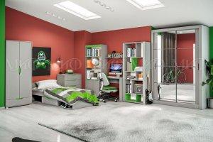 Модульная спальня Неаполь - Мебельная фабрика «МиФ»