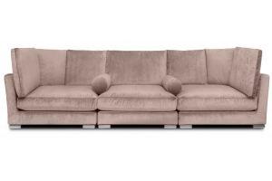 Неаполь модульный диван (3-местный) - Мебельная фабрика «AVION»