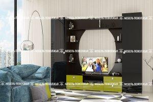 Небольшая гостиная стенка Стиль - Мебельная фабрика «Мебель Поволжья»
