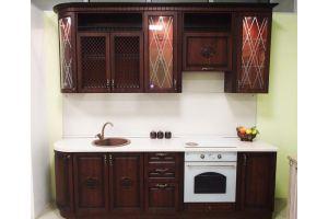 Небольшая классическая кухня - Мебельная фабрика «Люкс-С»