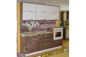 Небольшая кухня - Мебельная фабрика «KODMI-мебель»