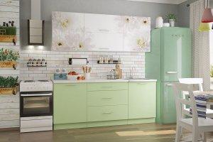 Небольшая кухня Флоренс - Мебельная фабрика «Можгинский лесокомбинат» г. Ижевск