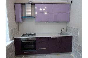 Небольшая прямая кухня - Мебельная фабрика «ДОН-Мебель», г. Волгодонск