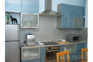 Небольшая прямая кухня - Мебельная фабрика «Таита»