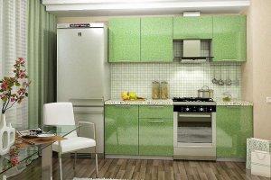 Небольшая прямая кухня - Мебельная фабрика «МЫ (ИП Золотухин С.В.)»