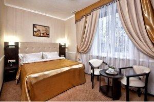 Небольшая спальня - Мебельная фабрика «Триумф»