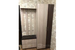 Небольшая удобная прихожая - Мебельная фабрика «МК АртСити»