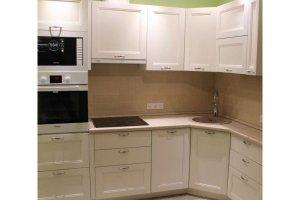 Небольшая угловая кухня  - Мебельная фабрика «Ваша мебель»