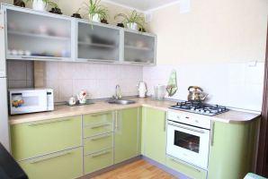 Небольшая угловая кухня - Мебельная фабрика «ДОН-Мебель»