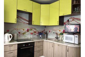 Небольшая угловая кухня - Мебельная фабрика «IDEA»