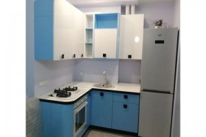 Небольшая угловая кухня - Мебельная фабрика «Кухни-АСТ»