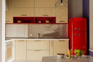 небольшая угловая кухня Дуглас - Мебельная фабрика «Моя кухня», г. Санкт-Петербург