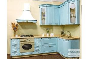 Небольшая угловая кухня Неаполь - Мебельная фабрика «Руссини»