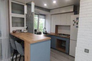 Небольшая вместительная кухня - Мебельная фабрика «Таита»