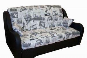 Небольшой диван Берлин аккордеон - Мебельная фабрика «Уютный Дом», г. Владимир