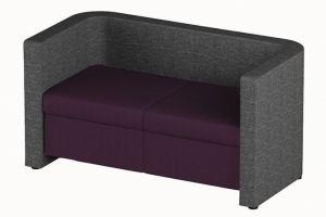 Небольшой диван Блюз - Мебельная фабрика «Ивару»