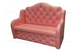 Небольшой диван Диана - Мебельная фабрика «Вилена»