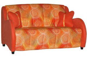 Небольшой диван Эльф аккордеон  - Мебельная фабрика «Пинскдрев»