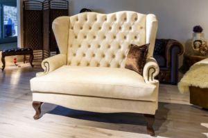 Небольшой диван Manchester - Мебельная фабрика «ChesterStyle»