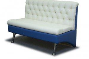 Небольшой прямой диван на кухню - Мебельная фабрика «Ритм»