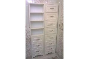 Небольшой шкаф для ванной комнаты - Мебельная фабрика «Темп»