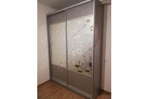 Небольшой шкаф-купе - Мебельная фабрика «KL-Мебель»