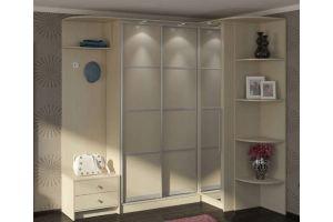 Небольшой шкаф-купе для прихожей - Мебельная фабрика «Найди»