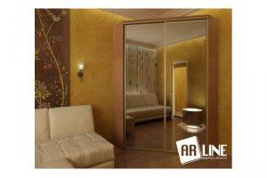 Небольшой угловой шкаф 9-U-2 - Мебельная фабрика «ARLINE»