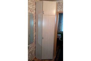Небольшой угловой шкаф-пенал - Мебельная фабрика «Народная мебель»
