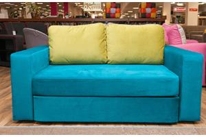Небольшой выкатной диван - Мебельная фабрика «Петролюкс»