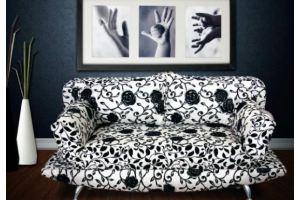 Небольшой выкатной диван Улыбка - Мебельная фабрика «Дон-Мебель»