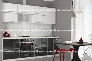 Недорогая кухня Флейта - Мебельная фабрика «Мебель Поволжья»